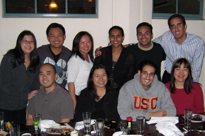 Farewell Dinner at Beacon