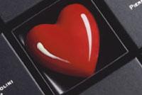 coeur framboise